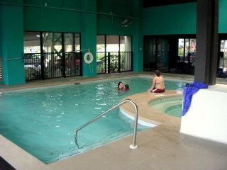 White Caps indoor pool